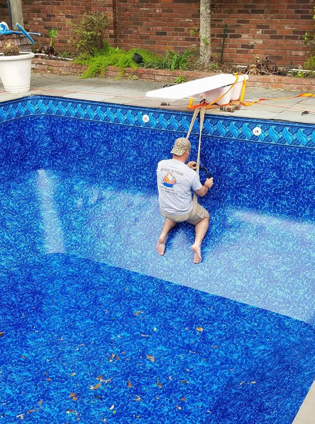 Pool Maintenance and Pool Services in Eunice, LA